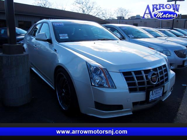 2012 Cadillac CTS Sport Wagon 3.0L Luxury AWD w/Navigation