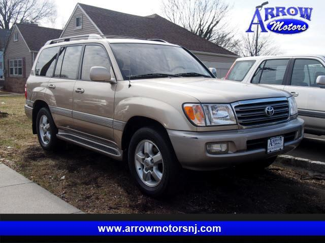 2003 Toyota Land Cruiser 4WD