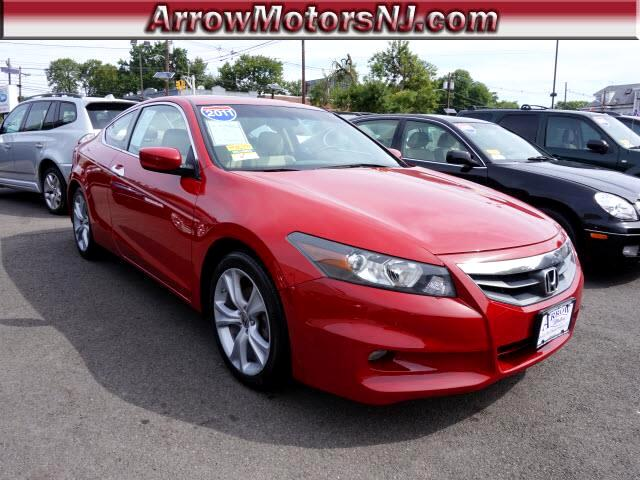2011 honda accord coupe ex l v6 for sale in stamford ct. Black Bedroom Furniture Sets. Home Design Ideas