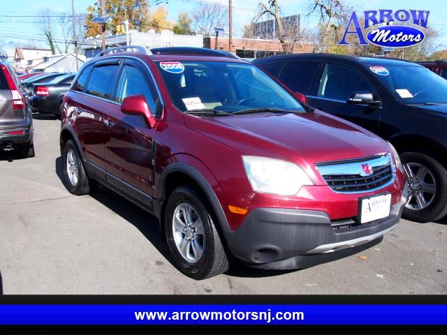 Used 2008 Saturn Vue Fwd 4 Cylinder Xe For Sale In Linden
