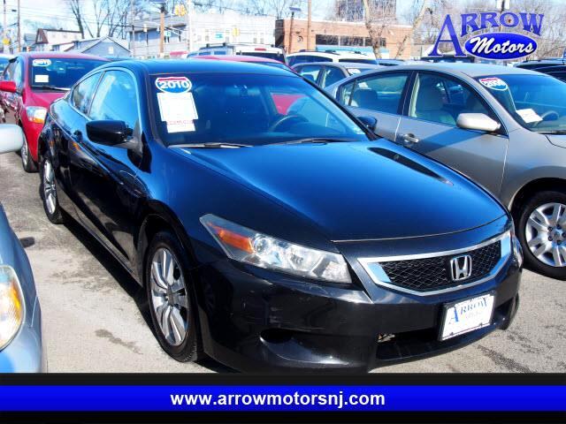 2010 Honda Accord EX coupe