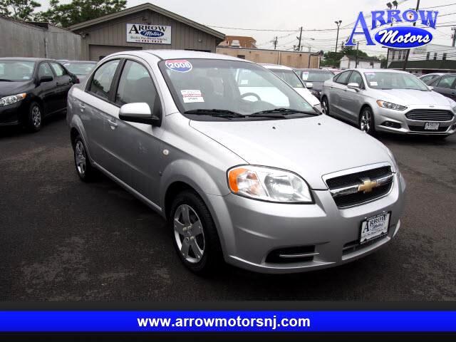 2008 Chevrolet Aveo LS 4-Door