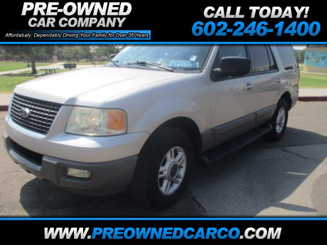 2003 Ford Expedition XLT Popular 5.4L 2WD