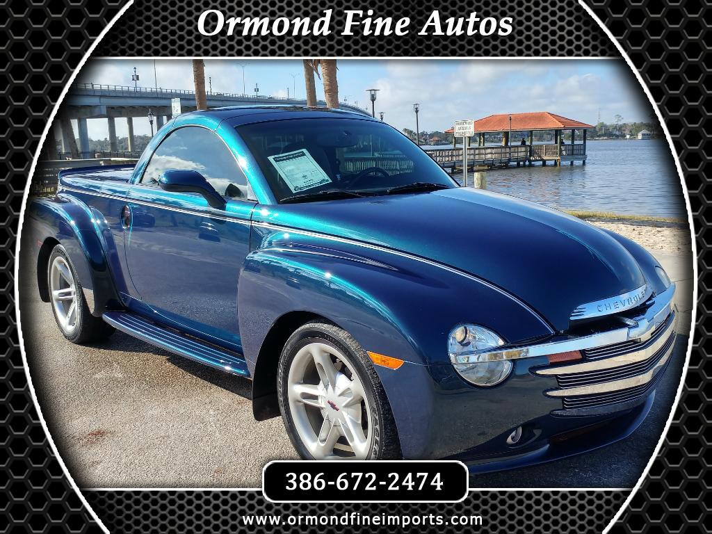 2005 Chevrolet SSR Base