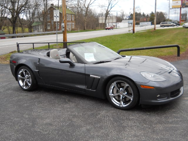 2010 Chevrolet Corvette Grand Sport w/3LT Convertbile