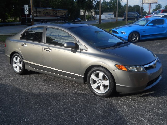 2006 Honda Civic EX Sedan with Navigation