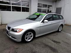 2008 BMW 3-Series Sport Wagon