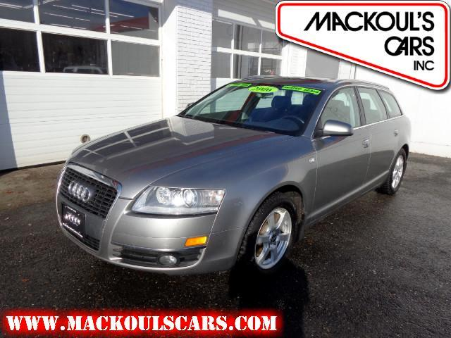 2006 Audi A6 Avant 3.2 with Tiptronic
