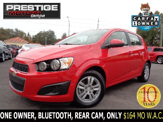2015 Chevrolet Sonic LT Manual 5-Door