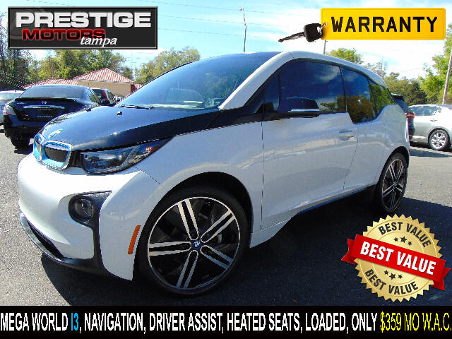 2015 BMW i3 Mega World