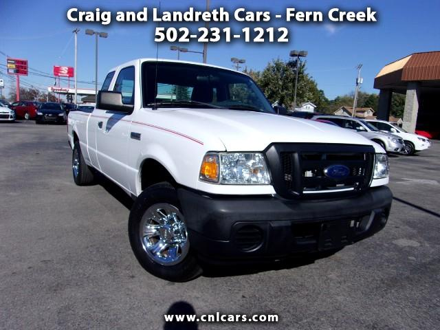 2011 Ford Ranger Club Cab