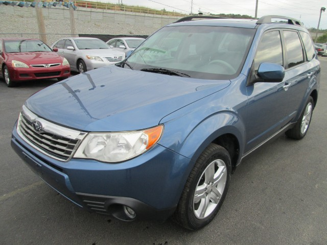 2009 Subaru Forester 6 MONTHS OR 6000 MILEAGE WARRANTY INCLUDED