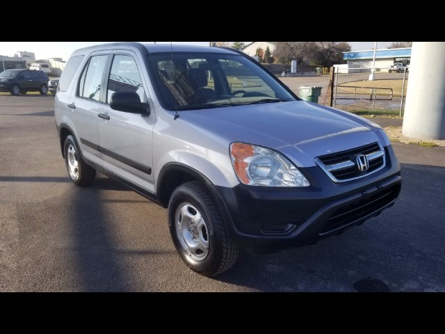 2002 Honda CR-V LX 2 WHEEL COMES WITH 3 MONTHS OR 3000 MILEAGE WAR