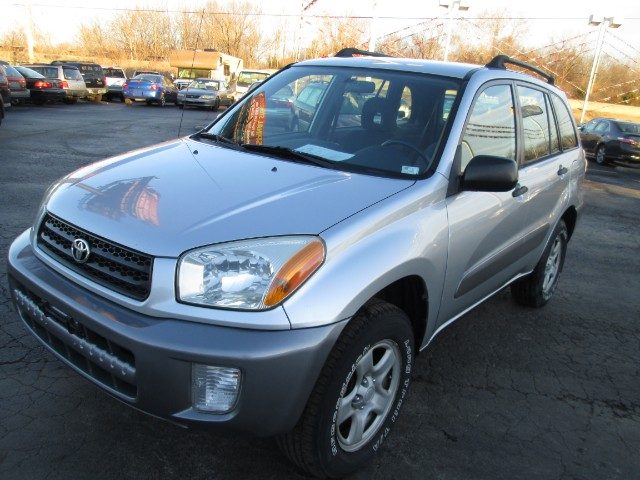 2003 Toyota RAV4 90 days or 3000 mileage warranty.
