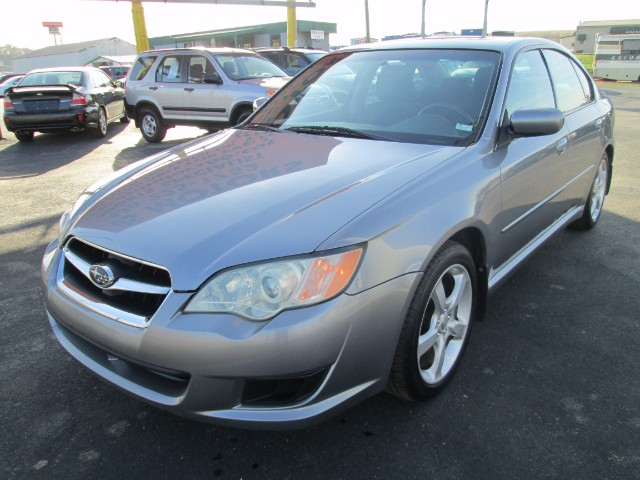 2009 Subaru Legacy 2.5i AUTO COMES WITH 90 DAYS OR 3000 MILEAGE WARRA
