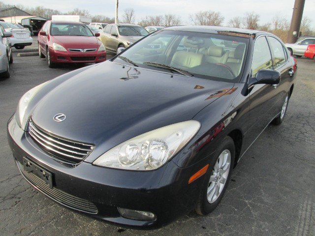 2003 Lexus ES 300 SEDAN 3 MONTHS OR 3000 MILEAGE WARRATY.