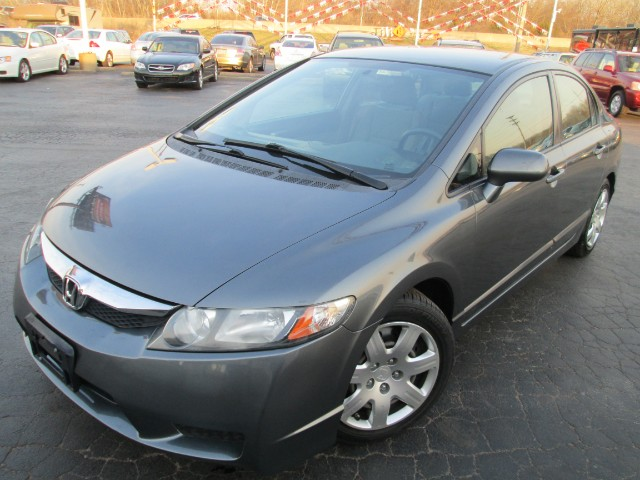 2010 Honda Civic LX SEDAN AUTOMATIC 3 MONTH 3000 MILEAGE WARRANTY C