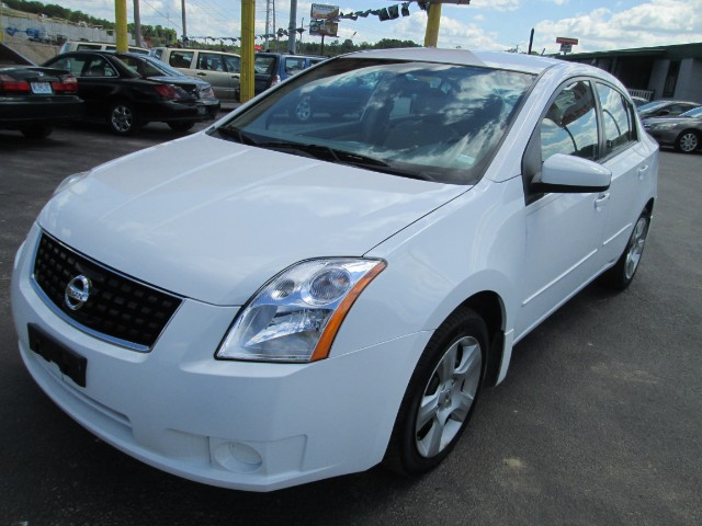 2008 Nissan Sentra 2.0 Lt 30 days or 1000 mileage warranty comes with