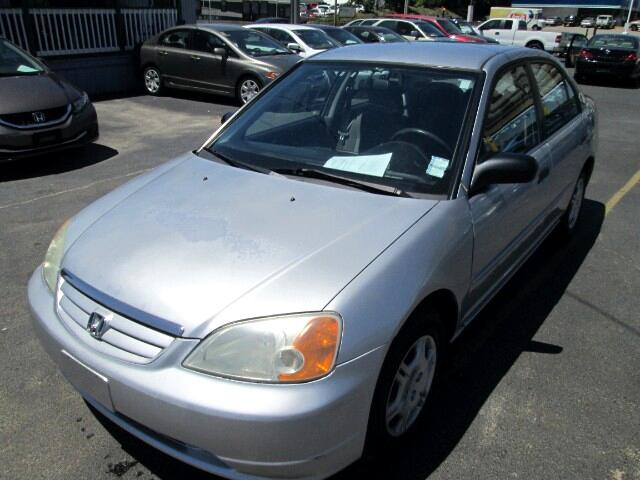 2001 Honda Civic LX SEDAN AUTOMATIC COMES WITH 30 DAYS OR 1000 MILE