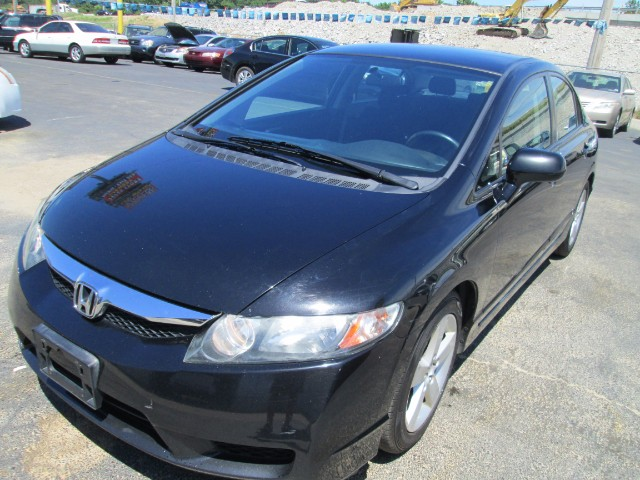 2010 Honda Civic LX Special Edition