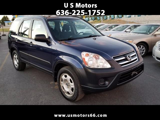 2005 Honda CR-V LX 4WD AT
