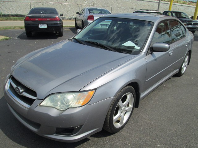 2009 Subaru Legacy 2.5I COMES WITH 6 MONTH OR 6000 MILEAGE WARRANTY.