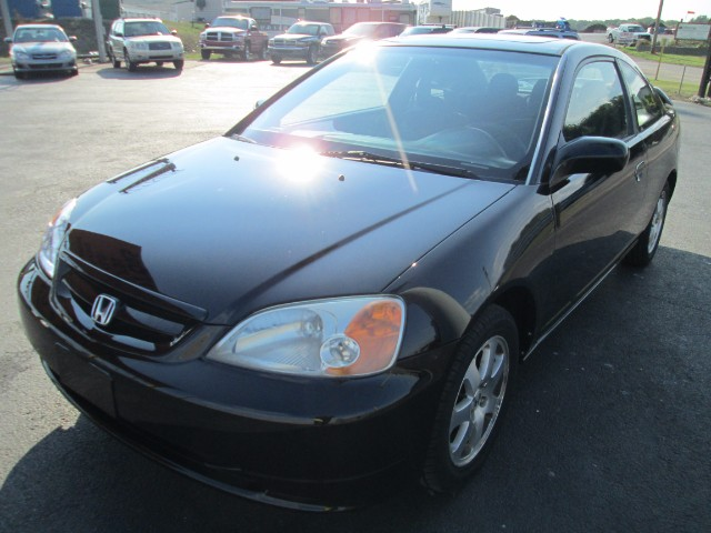 2003 Honda Civic 3 MONTH OR 3000 MILEAGE WARRANTY COMES WITH PRICE.