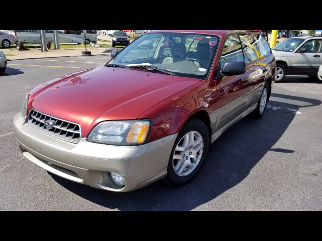 2003 Subaru Outback 2.5 AUTO WAGON 3 MONTH OR 3000 MILEAGE WARRANTY CO