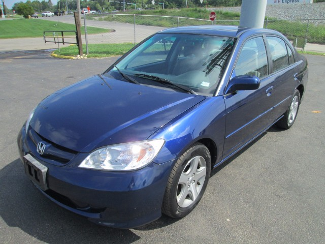2004 Honda Civic EX AUTO COMES WITH 6 MONTHS OR 6000 MILEAGE WARRAN