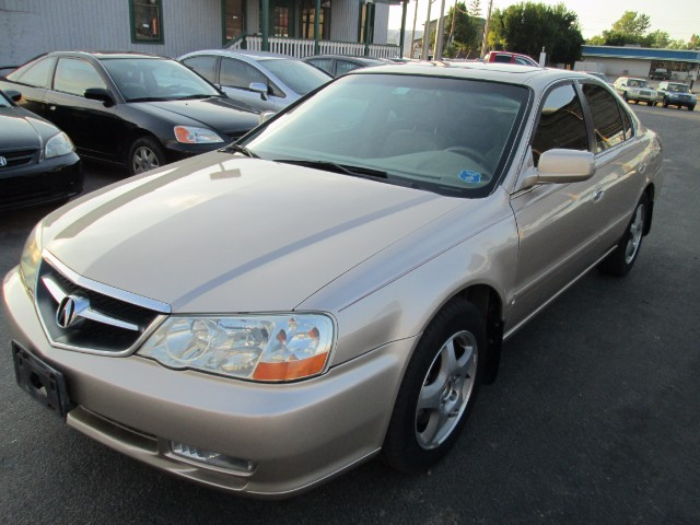 2003 Acura TL 3.2TL 6 MONTHS OR 6000 MILEAGE WARRANTY INCLUDED.