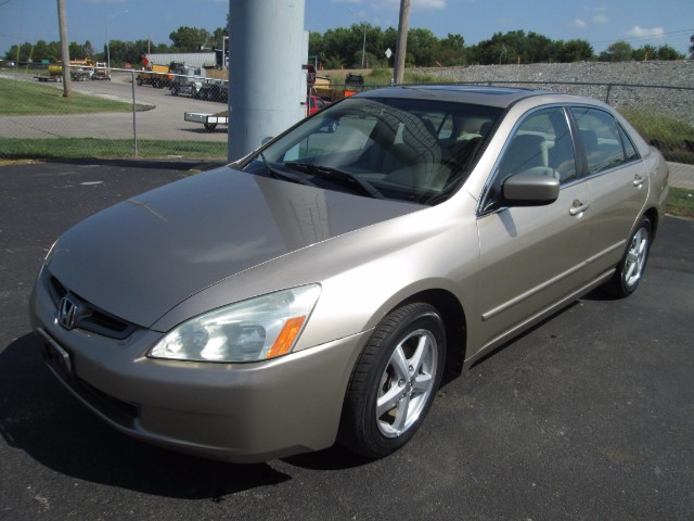 2003 Honda Accord EX SEDAN AUTOMATIC COMES WITH 6 MONTH OR 6000 MILE