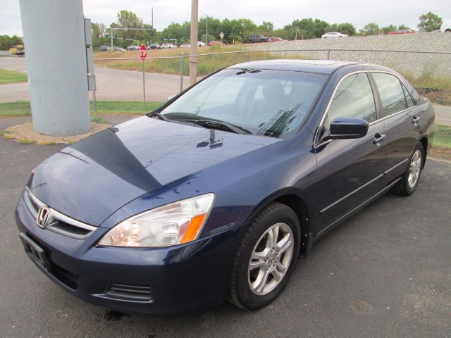 2007 Honda Accord EX-L AUTOMATIC TRANSMISSION COMES WITH 6 MONTH OR