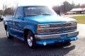 1992 Chevrolet C/K 1500 Reg. Cab 6.5-ft. bed 2WD