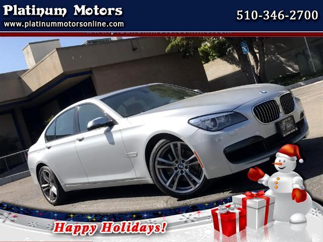 2015 BMW 740i 1 CA Owner M Sport PKG Like New We Finance Call Or