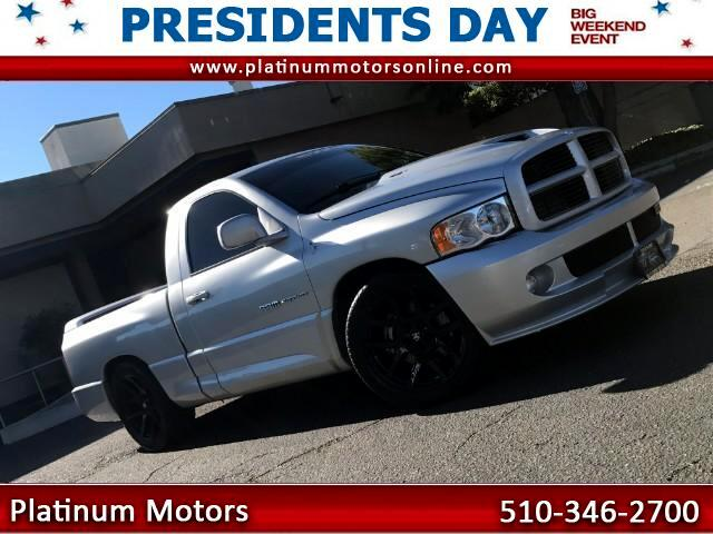 2004 Dodge Ram 1500 SRT-10 Only 45K Miles Must SEE Viper Power We Fina