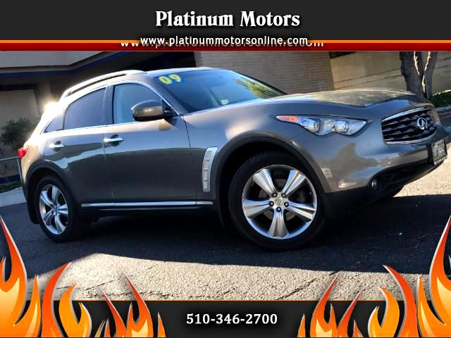 2009 Infiniti FX LK  Just Arrived  2009 Infiniti FX 35 Sports SUV-  WOW  What A SUV  Must S