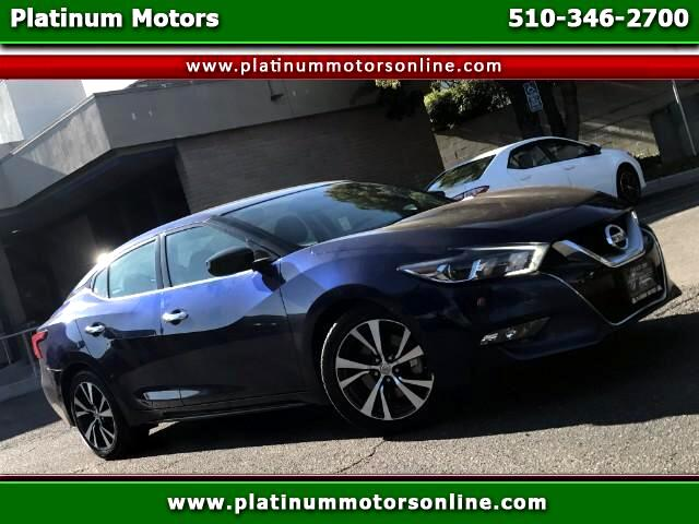 2016 Nissan Maxima 3.5 S What A Car Must SEE We Finance Call Or Text