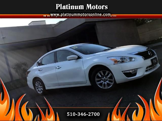 2015 Nissan Altima LK  Just Arrived  2015 Nissan Altima 25 S-  WOW  What A Car  One Owner