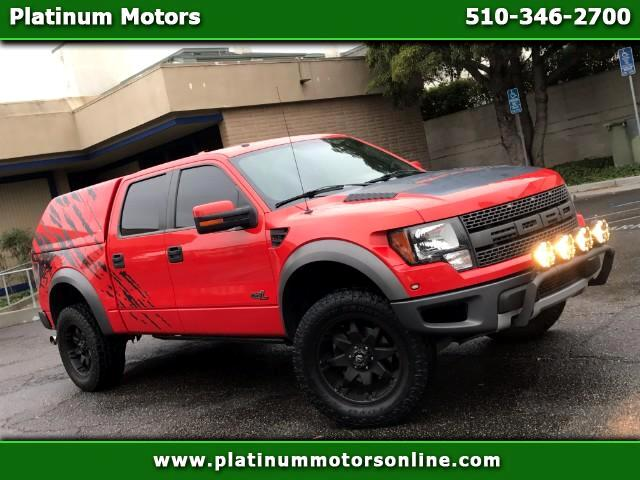 2011 Ford F-150 SVT Raptor Super Crew ** WOW ** What A Truck ** Ma