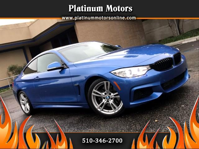 2015 BMW 4-Series 428i ** 1 CA Owner ** M Sport PKG ** Like New ** B