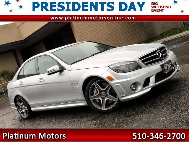 2010 Mercedes-Benz C-Class C63 AMG ** L@@K ** Only 36K Miles ** Like New ** M
