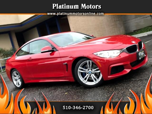 2014 BMW 4-Series 428i ** M Sport PKG ** Clean Carfax ** Low Miles *