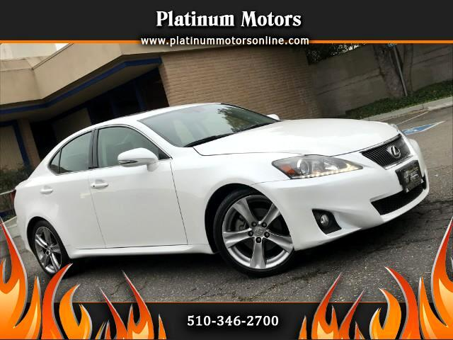 2011 Lexus IS Visit Platinum Motors online at wwwplatinummotorsonlinecom to see more pictures of