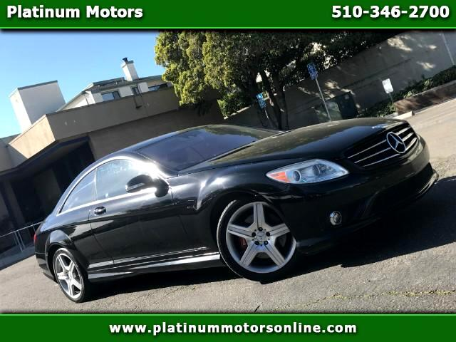 2009 Mercedes-Benz CL-Class CL 550 ~ 1 CA Owner ~ 41K Miles ~ AMG Sport PKG ~