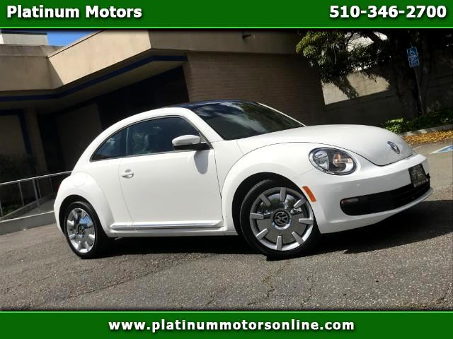 2014 Volkswagen Beetle 1 CA Owner ~ Navi ~  Pano Roof ~ Like New ~ Must S