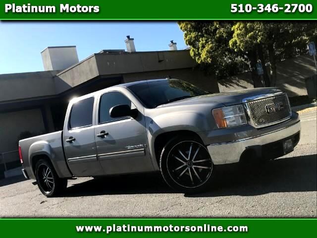 "2008 GMC Sierra 1500 Crew Cab ~ Only 63K Miles ~ We Finance ~ 22"" Premi"
