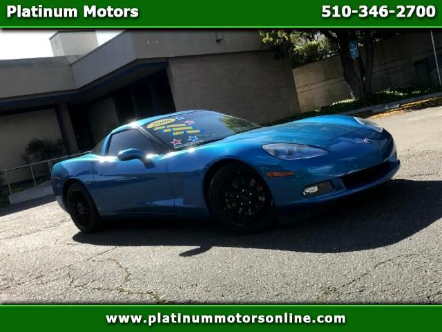 2008 Chevrolet Corvette ~ L@@K ~ 6Spd ~ Best Colors ~ We Finance ~ Call Or