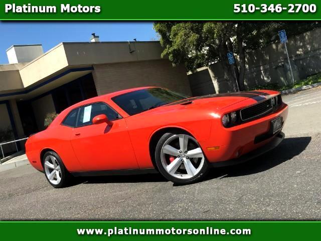 2010 Dodge Challenger SRT8 ~ L@@K ~ 6Spd ~ 47K Miles ~ Orange/Black ~ Na