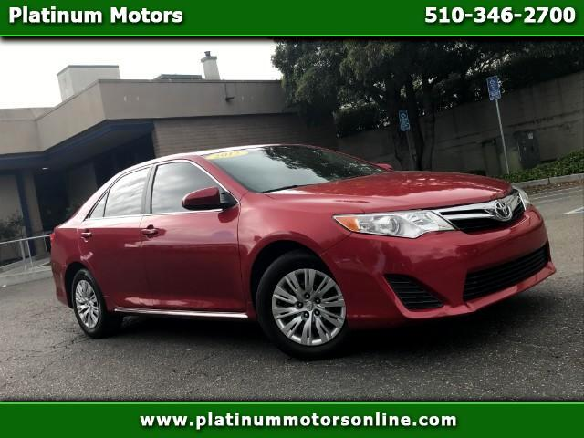 2012 Toyota Camry ~  L@@K ~ Just Arrived ~ Like New ~ Low Miles ~ We