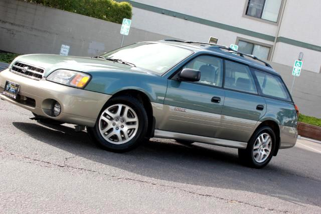 2002 Subaru Outback LOOK  New Arrival 2002 Subaru Outback  WOW  Nice Nice Vehicle  One O